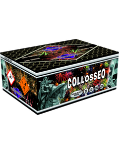 COLLOSSEO 150'SHOTS COMPOUND 25MM TUBES