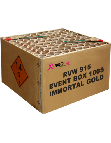 EVENT IMMORTAL GOLD 100'S